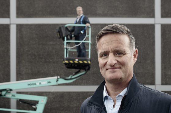 Arnold Grootveld van hoogwerkt.nl