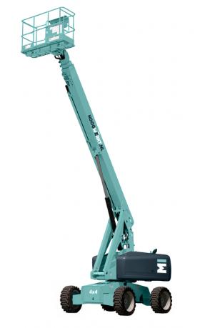 Telescoophoogwerker